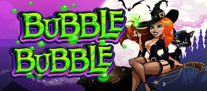 New game: BUBBLE BUBBLE