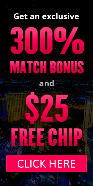 Slots of Vegas | Generic | 300% | 25$ Free Chip