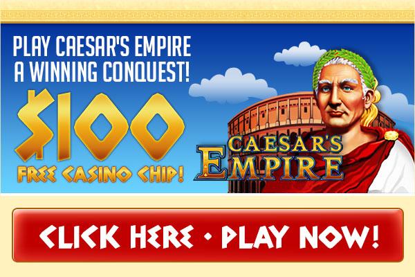 Club Player - $100 Free Chip / Caesar